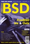 Cover of the 01_2008 issue of BSD Magazine