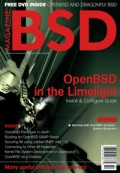 Cover of the 02_2008 issue of BSD Magazine