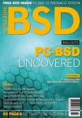 Cover of the 02_2009 issue of BSD Magazine