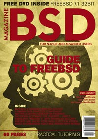 Cover of the 03_2009 issue of BSD Magazine